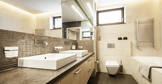 Luxe Badkamer Inrichten : Ontdek dat het ontwerpen van een badkamer niet duur hoeft te zijn!